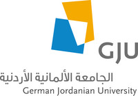 By clicking on the logo you will be forwarded to the website of the German-Jordanian University