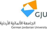 Logo der German-Jordanian University (GJU)