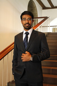 Hemal Gajjar, Photo: FHWS