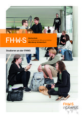 Cover Brochure Study at FHWS