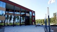 Building of Saimaa University